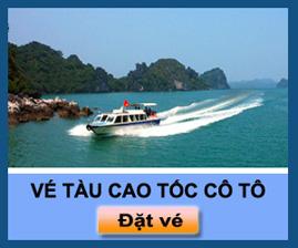Vé Tàu Cao Tốc Vân Đồn - Cô Tô - Quan Lạn