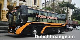 XE FANSIPAN EXPRESS BUS