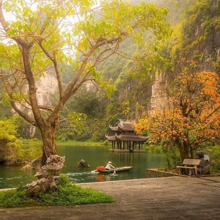 HÀ NỘI - TRÀNG AN - ĐẢO KONG -  BÁI ĐÍNH - HẠ LONG - KDL YÊN TỬ - CHÙA HƯƠNG 5 NGÀY 4 ĐÊM