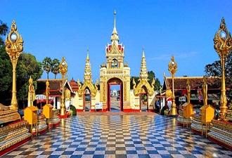 Du Lịch Thái Lan 5 Ngày 4 đêm bay Vietjet Air giá rẻ