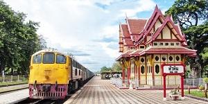 Du Lịch Thái Lan - Bangkok - Hua Hin 5 Ngày 4 Đêm