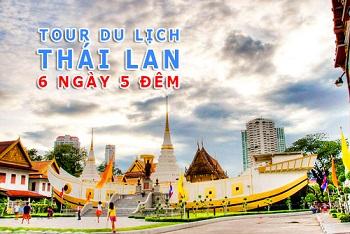 Du Lịch Hà Nội - Thái Lan 6 Ngày 5 đêm