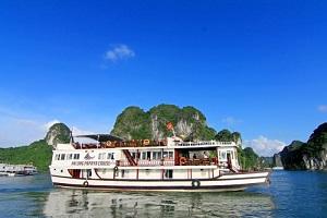 Du Thuyền Hạ Long Goden star Cruise 2 ngày 1 đêm- 3***