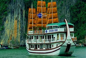Du Thuyền Hạ Long Gray Line Cruise 2 ngày 1 đêm