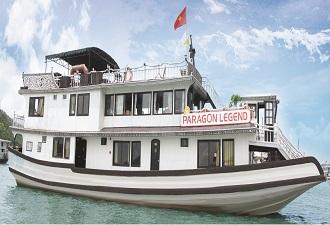 Du Thuyền Hạ Long Paragon Cruise 2 Ngày 1 đêm