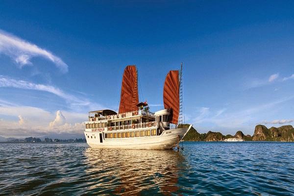 Du Thuyền Hạ Long Golden Bay Cruise  2 ngày 1 đêm - 2**