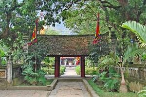 du lịch thăm quan đền thờ vua lê - tam cốc giá rẻ