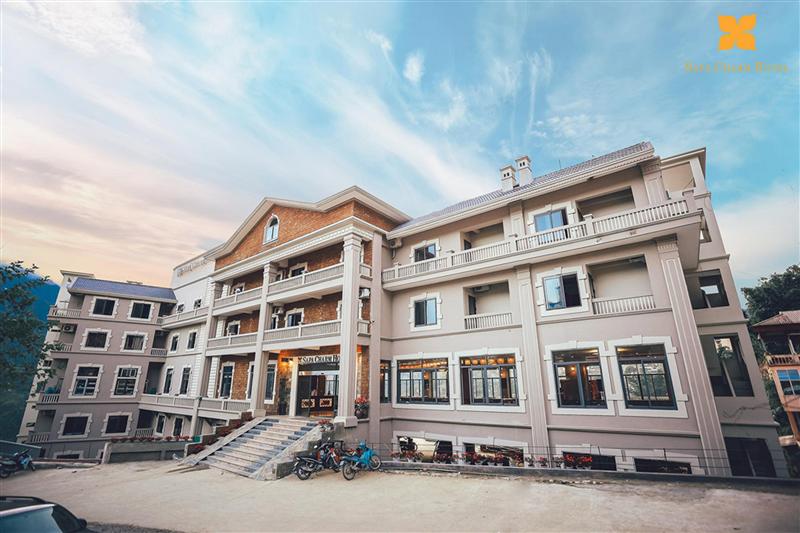 SAPA CHARM HOTEL - 4*
