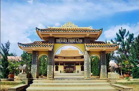 Du Lịch Tây Thiên - Thiền Viện Trúc Lâm 1 Ngày