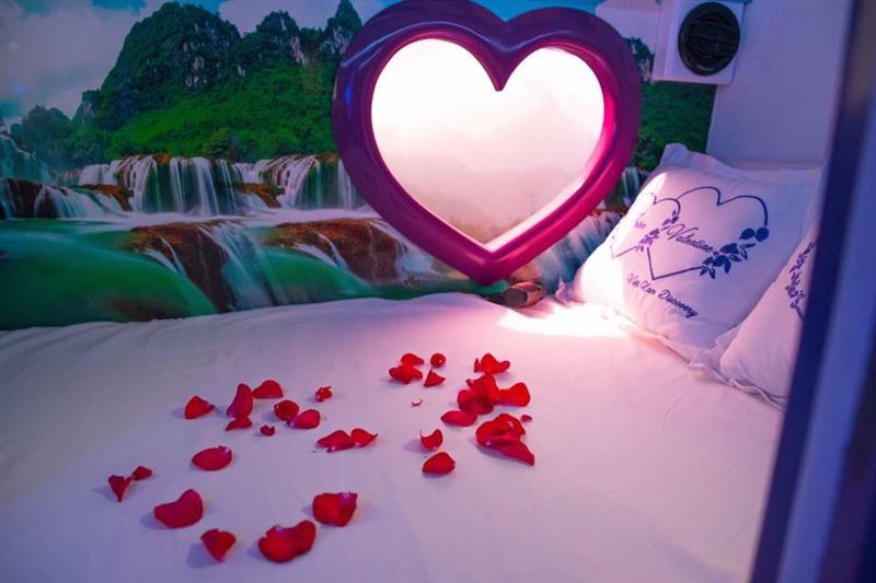 HÀ NỘI – SAPA – CÁT CÁT – HÀM RỒNG – FANSIPAN – HÀ NỘI 2 NGÀY 2 ĐÊM XE VALENTINE