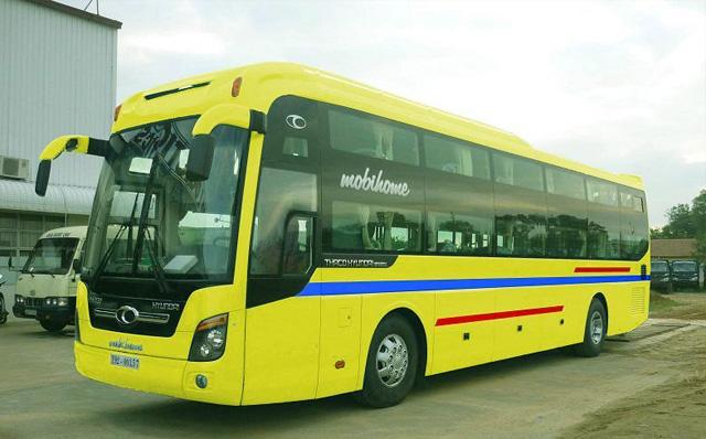 Vé Bus Hà Nội - Huế - Đà Nẵng