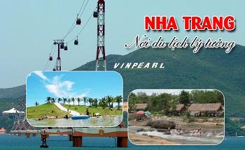 Du Lịch Hà Nội - Nha Trang 4 Ngày 3 đêm ( Máy Bay)